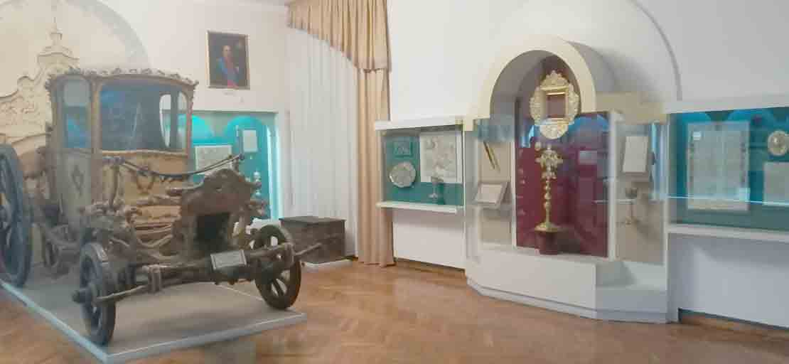 Carriage of the Kiev's Bishop